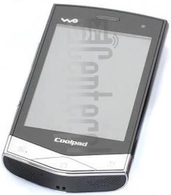 CoolPAD W721 image on imei.info