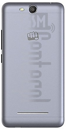 MICROMAX Canvas Juice 3 Q392 image on imei.info