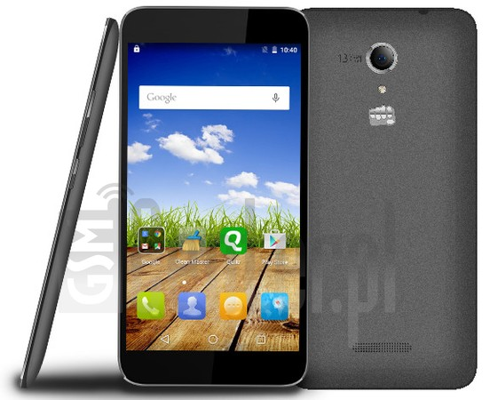 MICROMAX Canvas Amaze Q395 image on imei.info