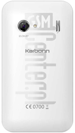 KARBONN A51 LITE image on imei.info