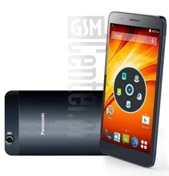 PANASONIC P61 image on imei.info