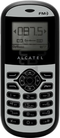 ALCATEL OT-109 image on imei.info