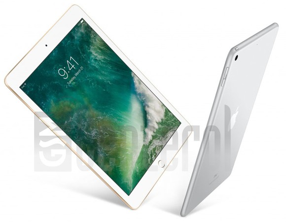 "APPLE iPad 9.7"" Wi-Fi image on imei.info"