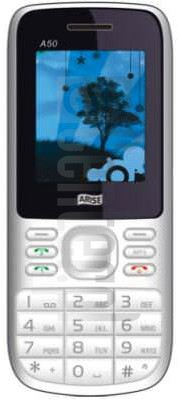 ARISE A-50 image on imei.info