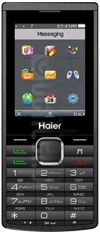 IMEI Check HAIER M105 on imei.info