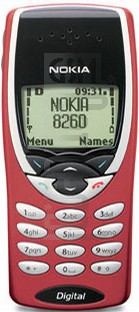 NOKIA 8260 image on imei.info