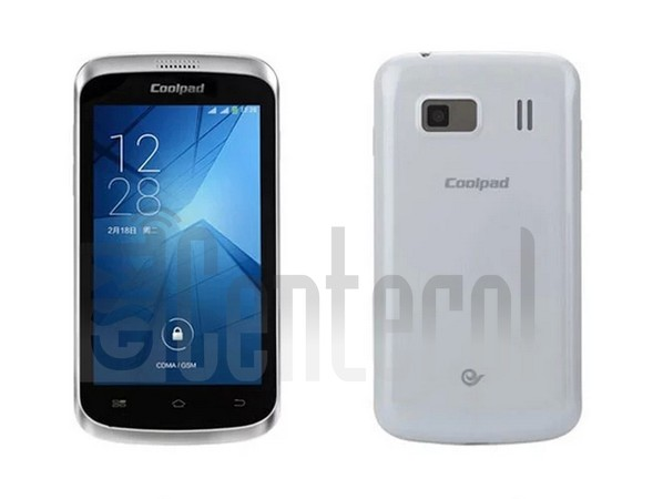 CoolPAD 5217 image on imei.info