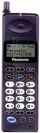 PANASONIC G400 image on imei.info