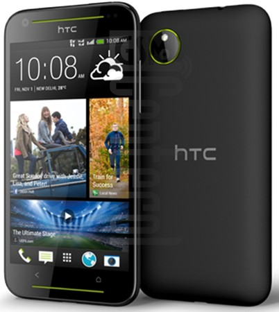 HTC 	Desire XC image on imei.info