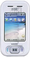 GIONEE S500 image on imei.info