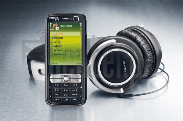 NOKIA N73 Music Edition image on imei.info