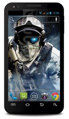EVOLVE FX400 image on imei.info