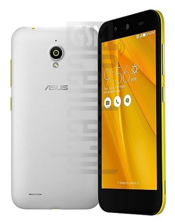 IMEI Check ASUS Live G500TG on imei.info