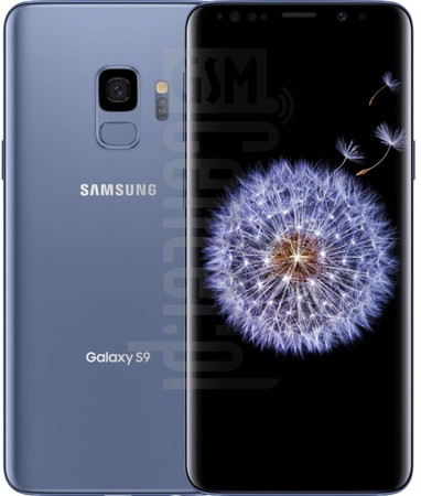 SAMSUNG Galaxy S9 Specification - IMEI info