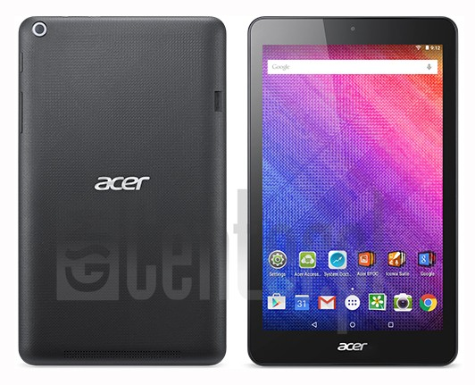 ACER B1-830 Iconia One 8 image on imei.info