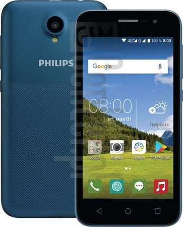 IMEI Check PHILIPS S257 on imei.info