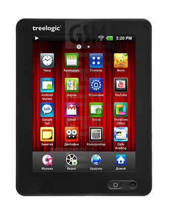 TREELOGIC Brevis 803WA image on imei.info