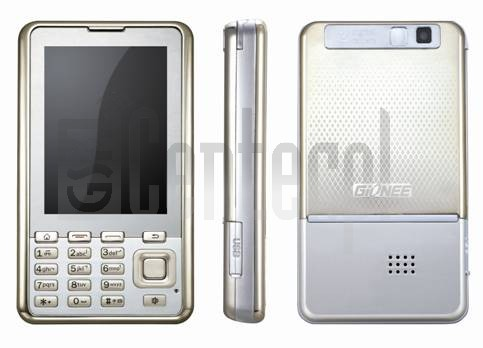GIONEE V830 image on imei.info