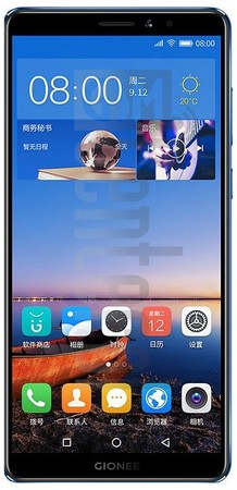 GIONEE Big Gold Steel 2 image on imei.info