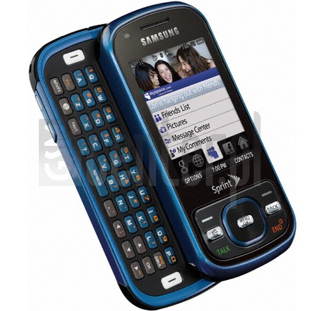 SAMSUNG M550 Exclaim image on imei.info