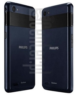 PHILIPS W6610 image on imei.info
