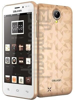 CELKON Q450 image on imei.info