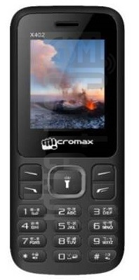 MICROMAX X402 image on imei.info