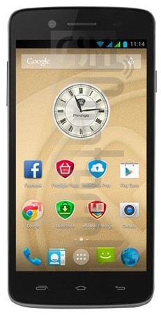 PRESTIGIO MultiPhone 5507 DUO image on imei.info