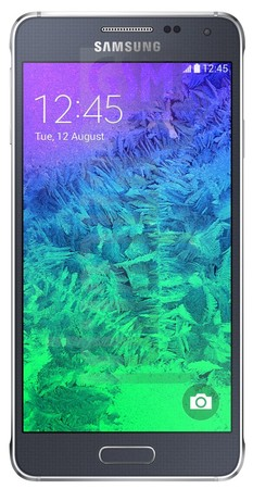 SAMSUNG G850F Galaxy Alpha image on imei.info
