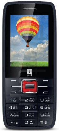 iBALL SPLENDOUR 2.4E image on imei.info