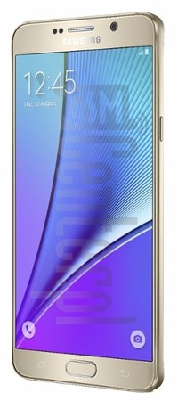 SAMSUNG N9200 Galaxy Note5 image on imei.info