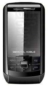 GENERAL MOBILE DST250 image on imei.info