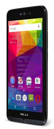 BLU Dash G Plus image on imei.info