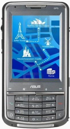 ASUS P526 image on imei.info