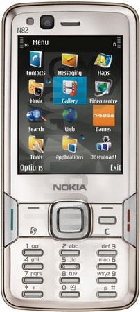 NOKIA N82 image on imei.info