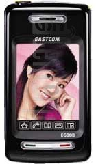EASTCOM EG308 image on imei.info