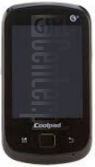 CoolPAD 8010 image on imei.info