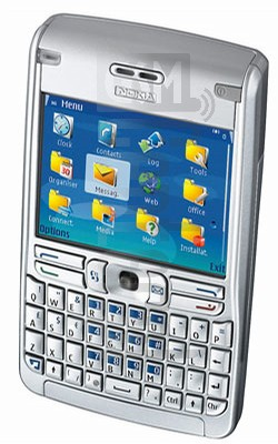 NOKIA E61 image on imei.info