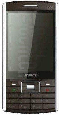 ZEN X33 image on imei.info