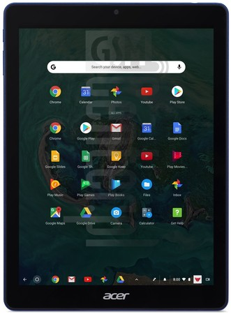 IMEI Check ACER Chromebook Tab 10 on imei.info