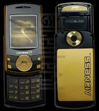 AIRNESS MK99 Gold image on imei.info