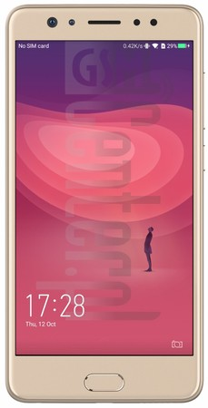 CoolPAD Note 6 image on imei.info