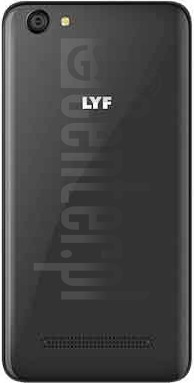 LYF LS-5010 image on imei.info