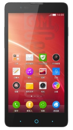 ZTE V5 Red Bull 4GB image on imei.info