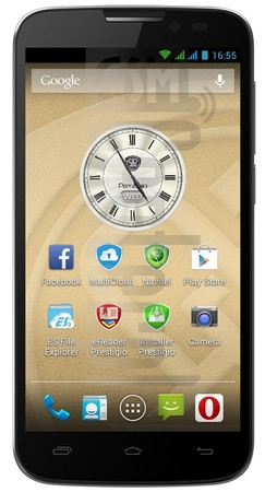 PRESTIGIO MultiPhone 5503 DUO image on imei.info