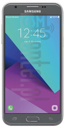 IMEI Check SAMSUNG J327P Galaxy J3 Emerge on imei.info