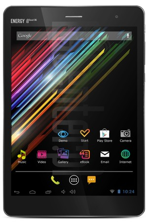 ENERGY SISTEM Tablet I8 QUAD 3G image on imei.info