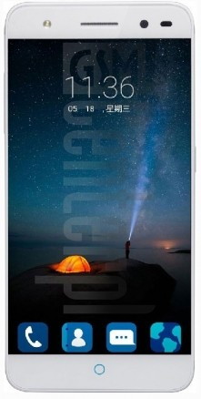 ZTE Blade A2 Plus image on imei.info