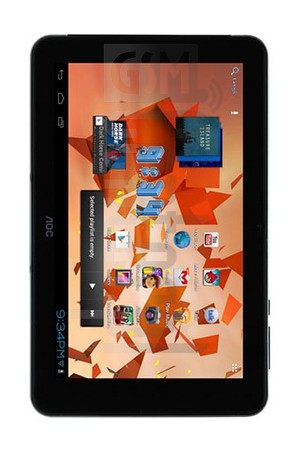 "AOC MW0731 Breeze Tab 7"" image on imei.info"