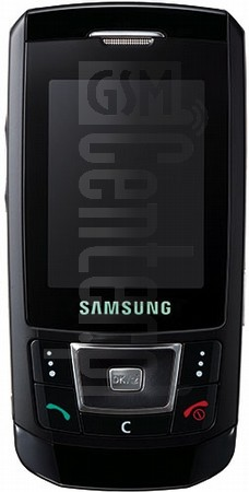 IMEI Check SAMSUNG D900i on imei.info